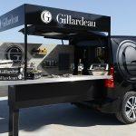 Peugeot conçoit son premier foodtruck pour l'ostréiculteur Gillardeau